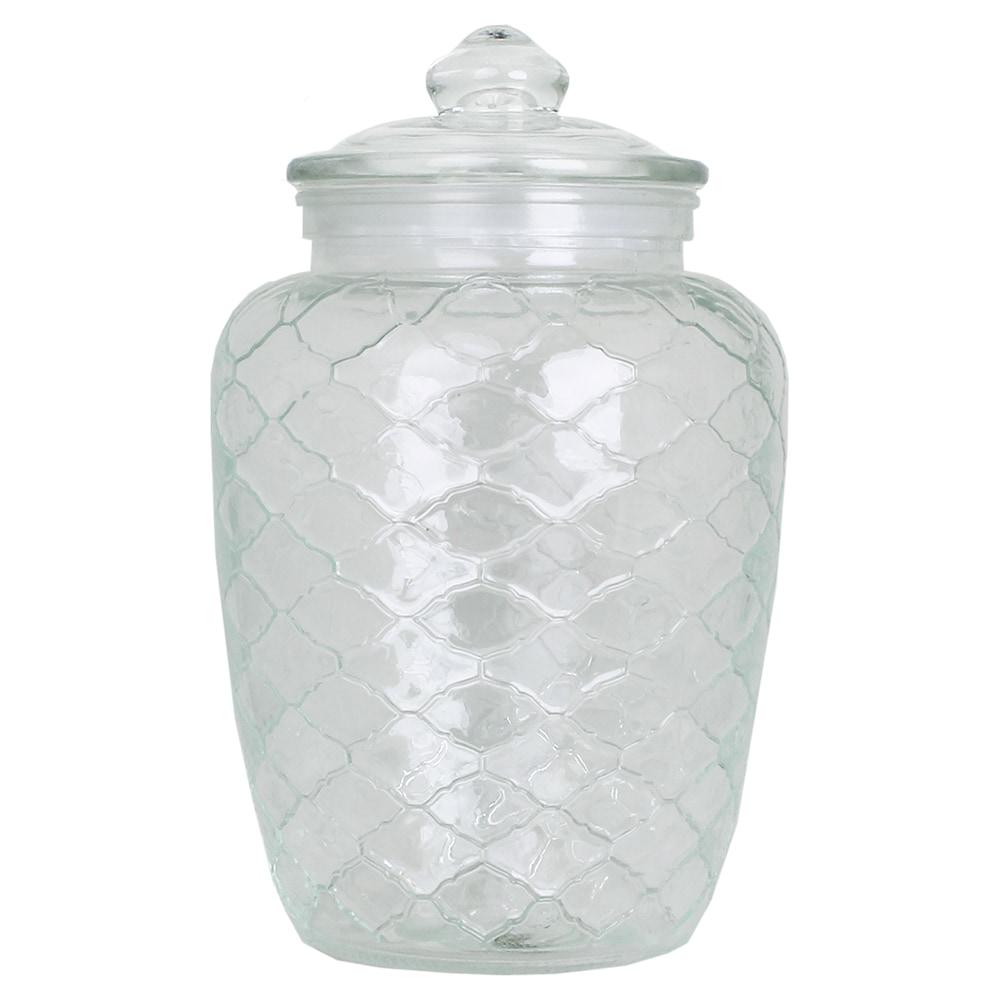 Glass Jar Lisa Large