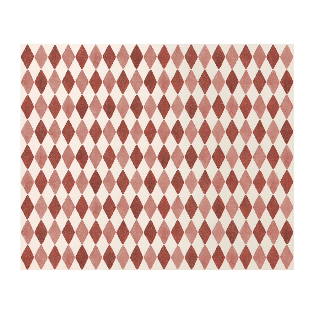 Giftwrap Harlequin Red