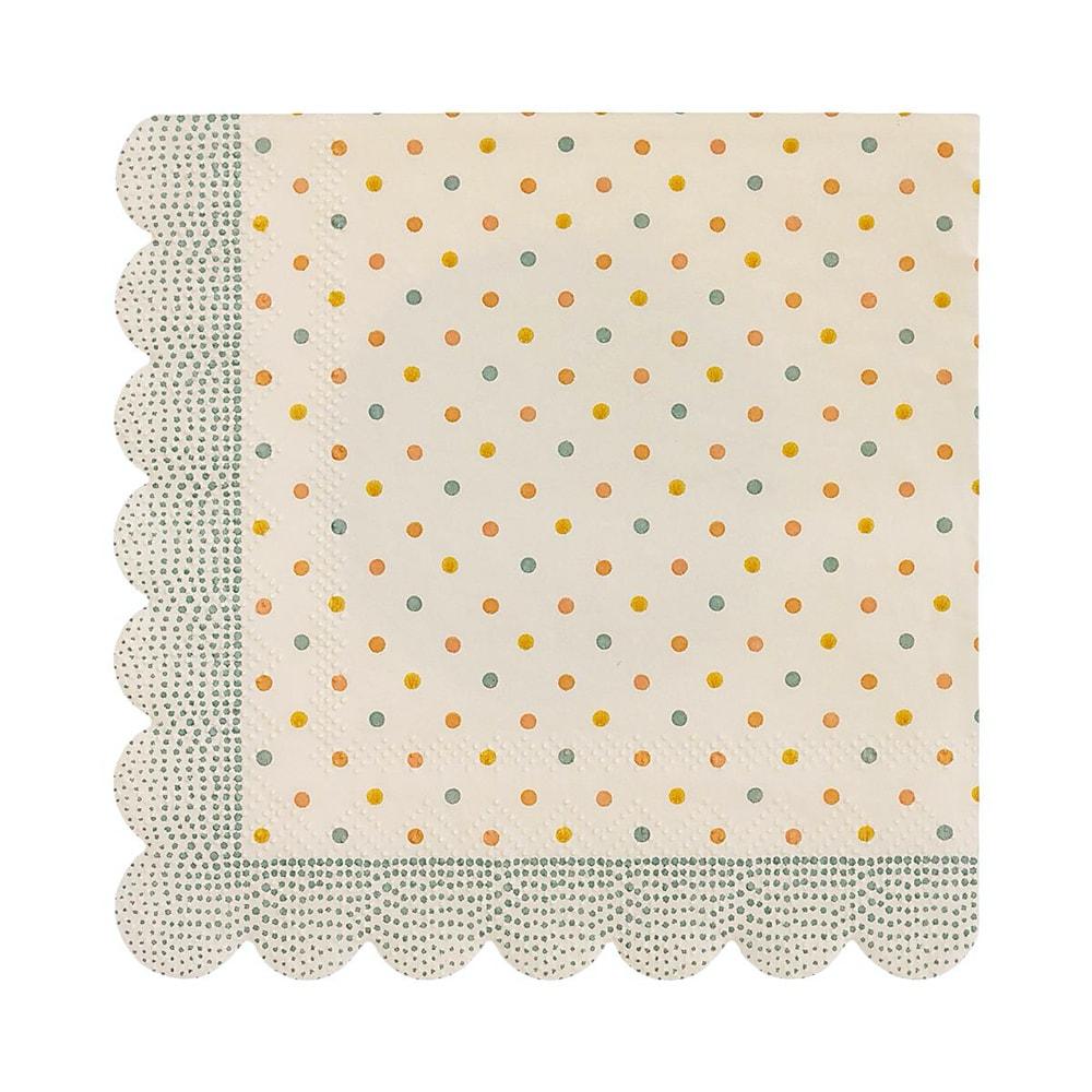 Napkin Multi Dots