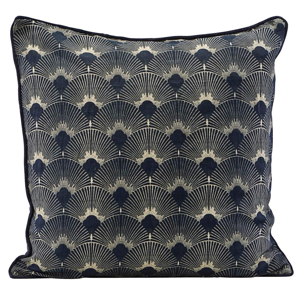 Cushion Cover Ananda Blue
