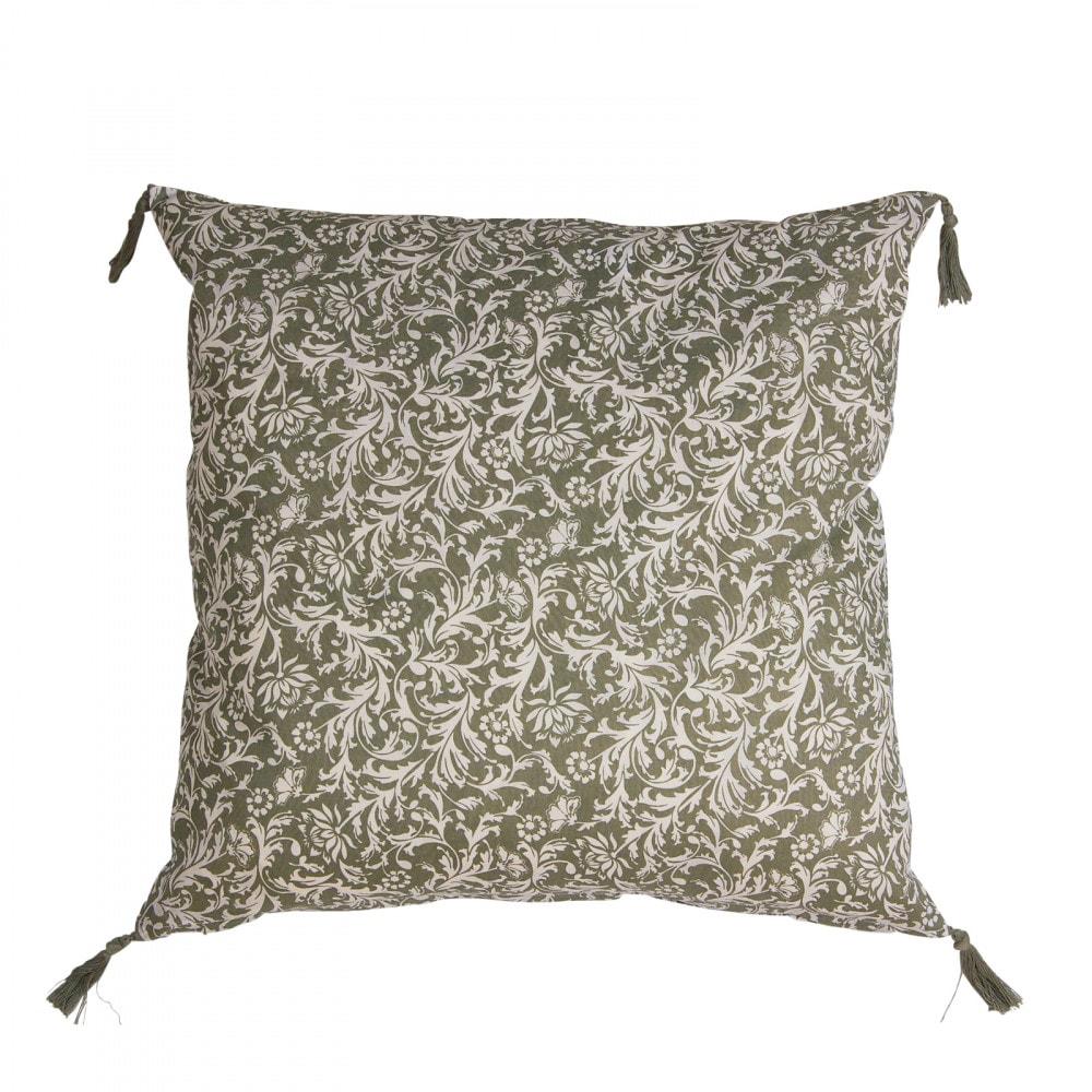 Cushion Cover Namaste Green
