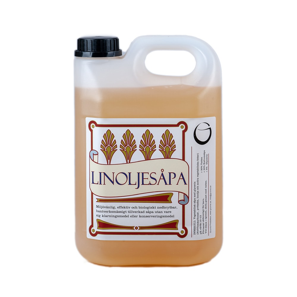 Linseed Oil Soap 2,5 L