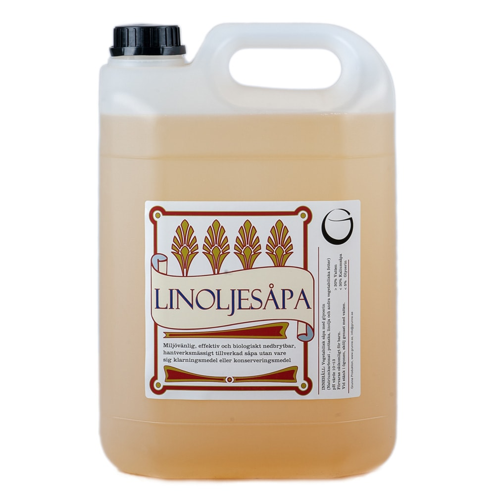 Linseed Oil Soap 5 L