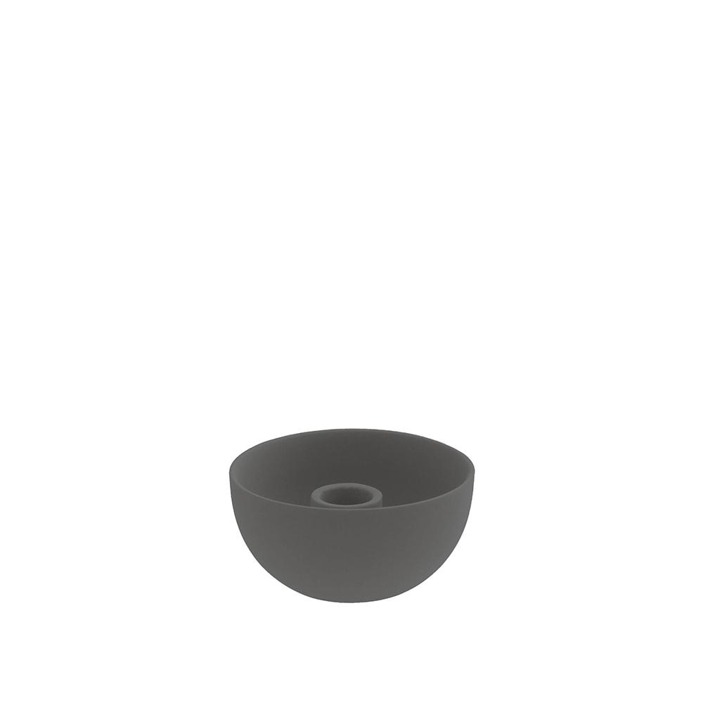 Lidatorp Candlestick Mini Dark Grey