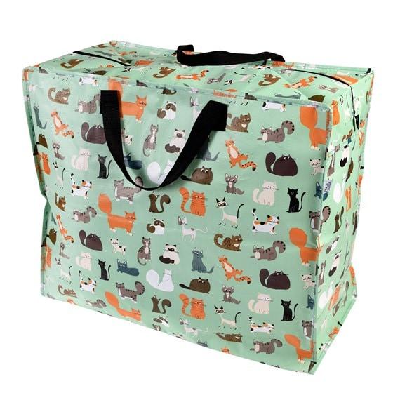 Nine Lives Jumbo Storage Bag
