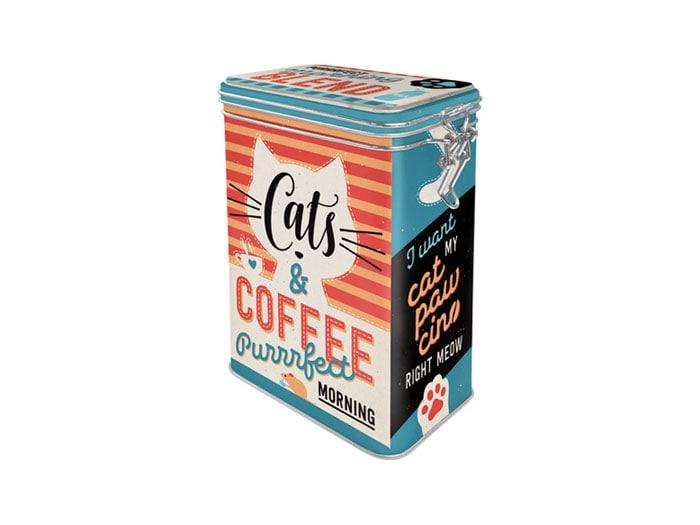 Tin Cats & Coffee
