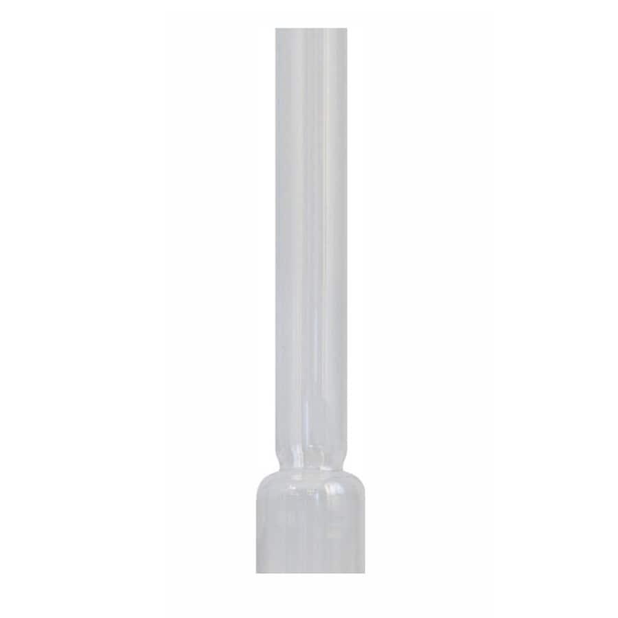 Chimney for Kerosene Lamp Ø 53mm 14^ Long