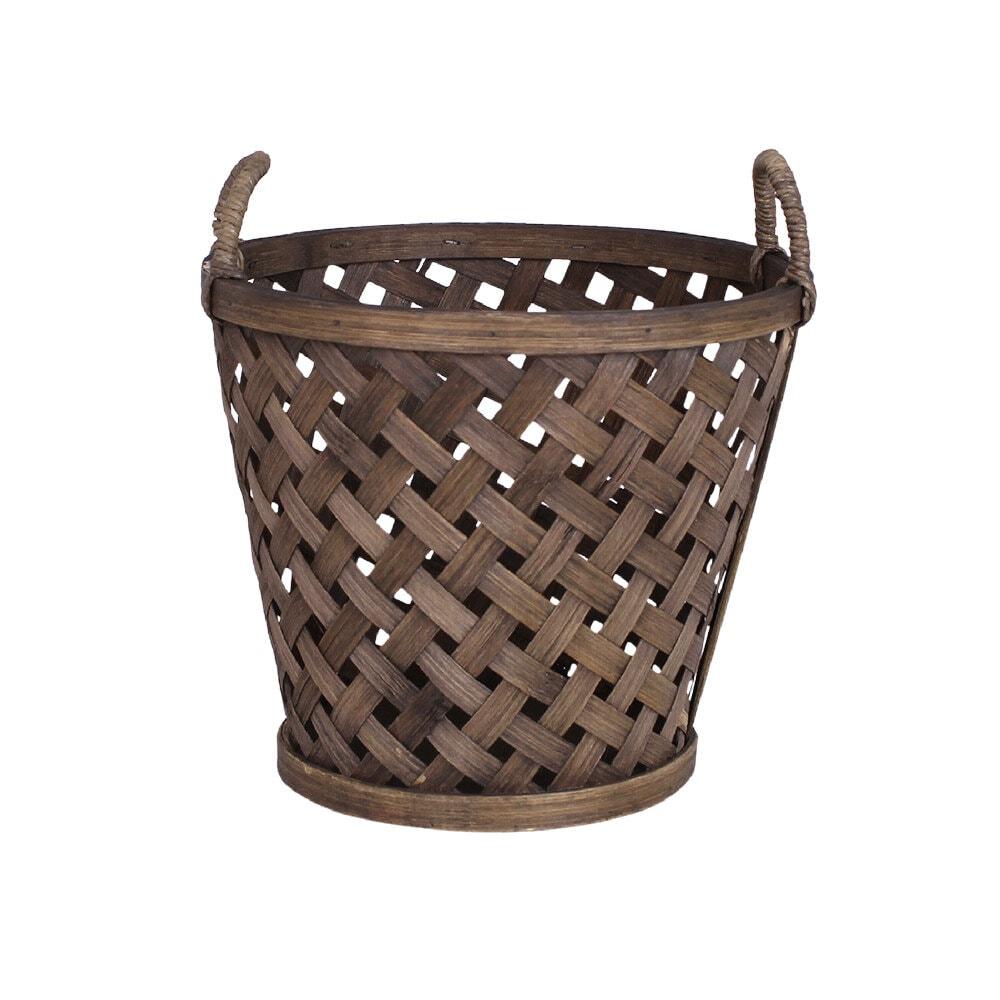 Coned Basket w. Handle Ida Small