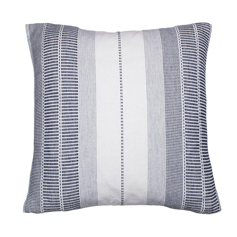 Cushion Cover Marianne Blue/White