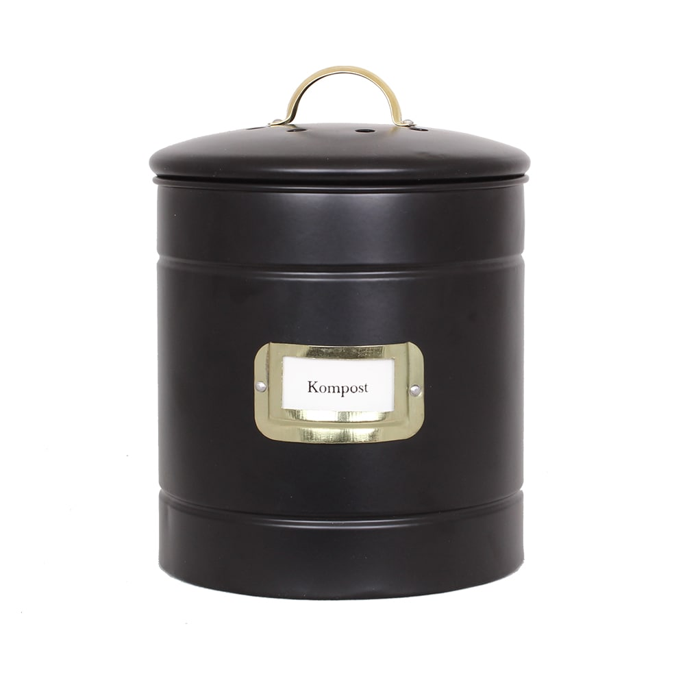 Tin Hilma Compost Black/Brass