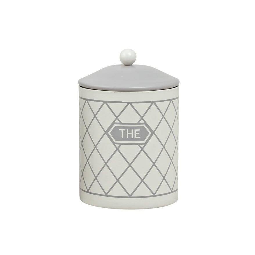 Tin Rut Thé Cream/Grey