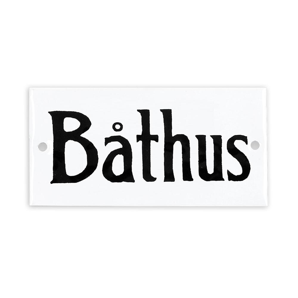 Sign Båthus