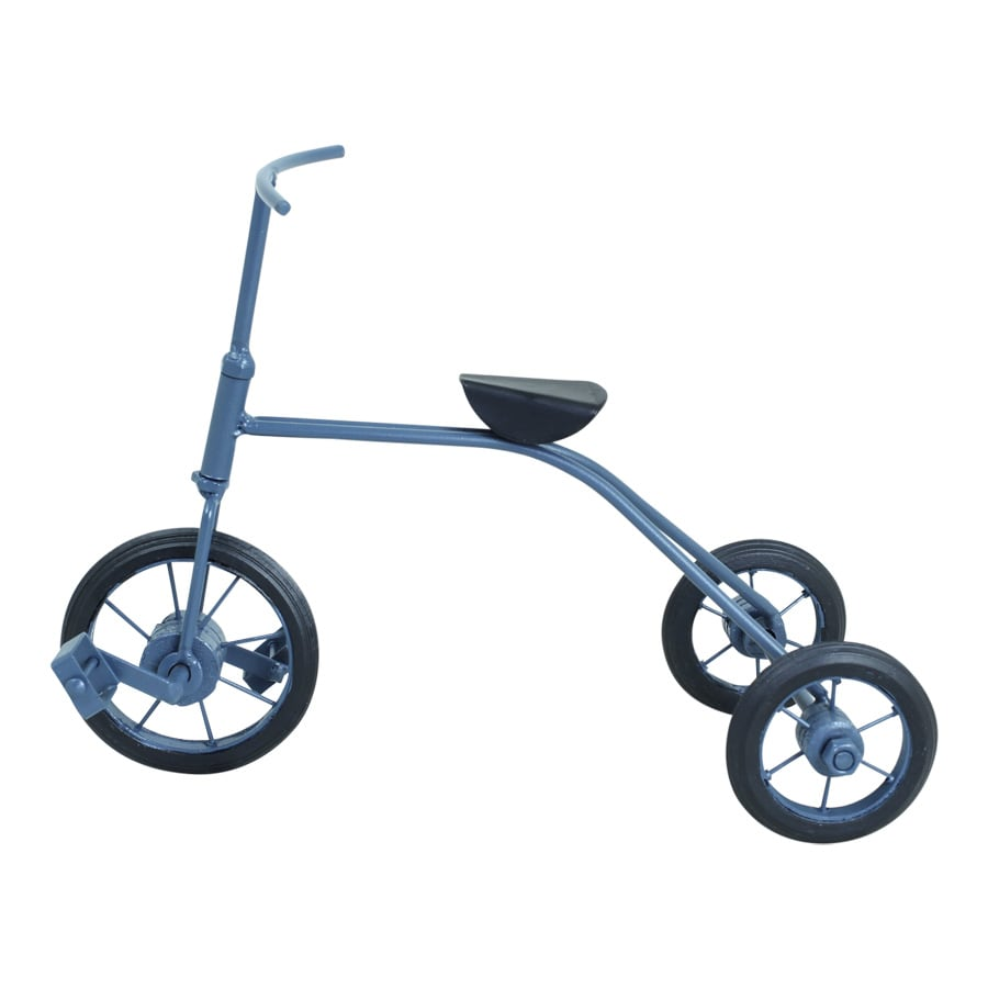 Tricycle Blue
