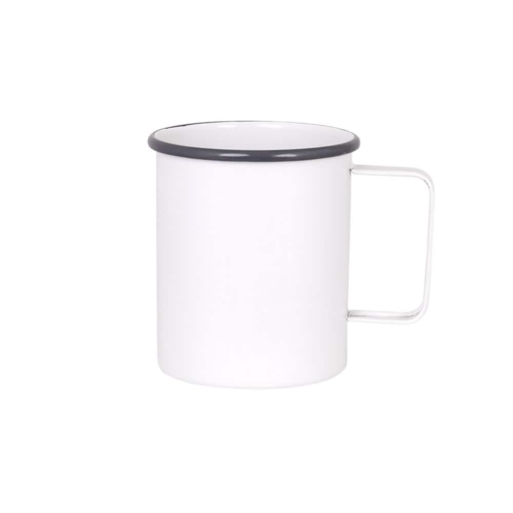 Mug w. Handle Olle White