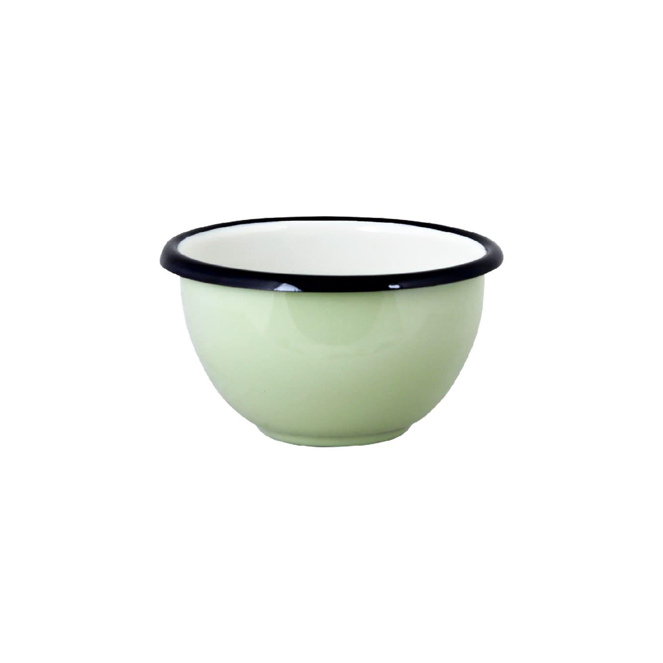 Bowl Emil´s Enamel Mini Green
