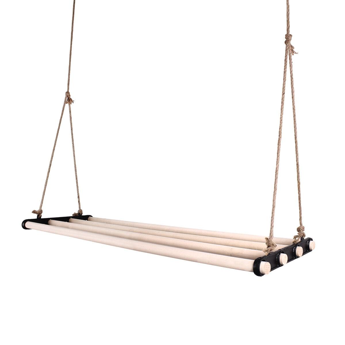 Hanging Drying Rack Egon Cast Iron Black