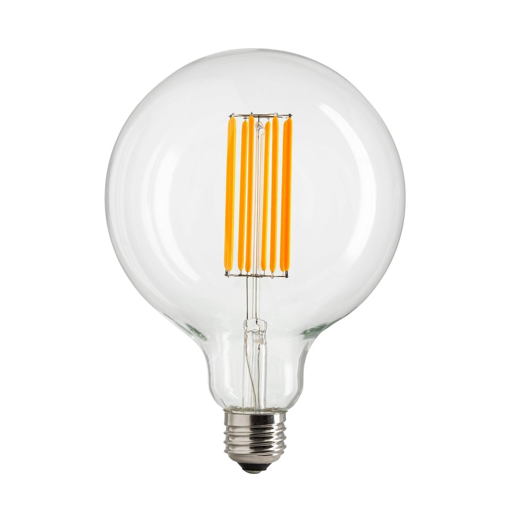 Light Bulb Globe LED Medium