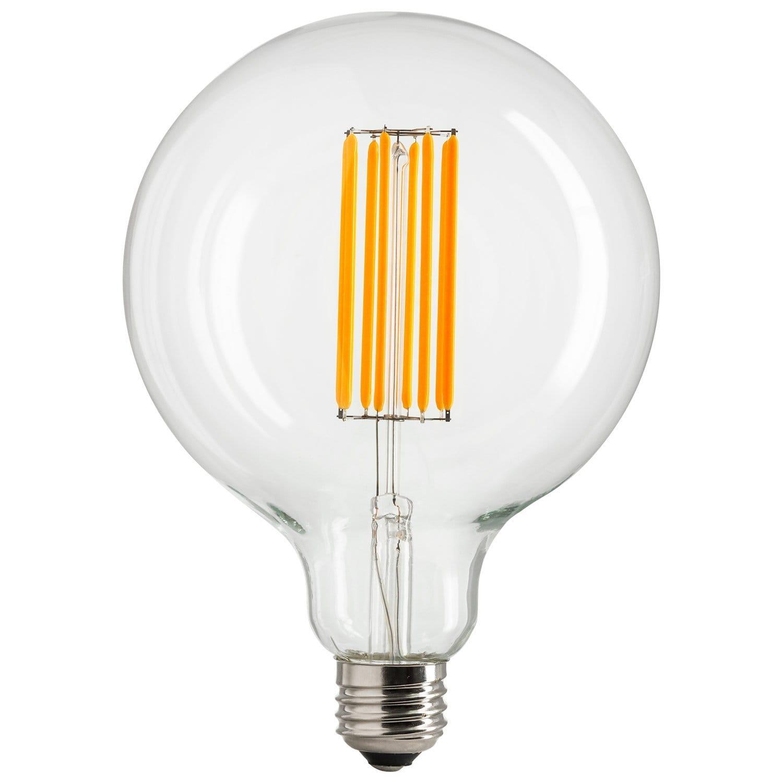 Light Bulb Globe LED Large