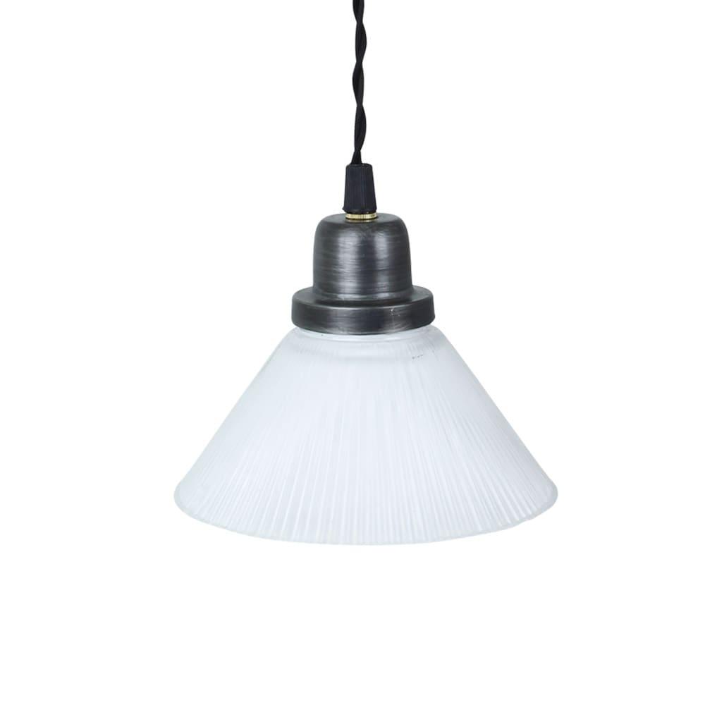 Pendant Lamp Gunilla Small White/Graphite