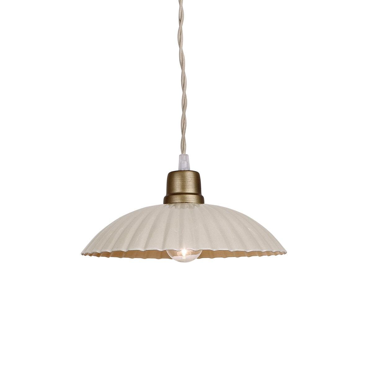Pendant Lamp Ingrid Beige Large