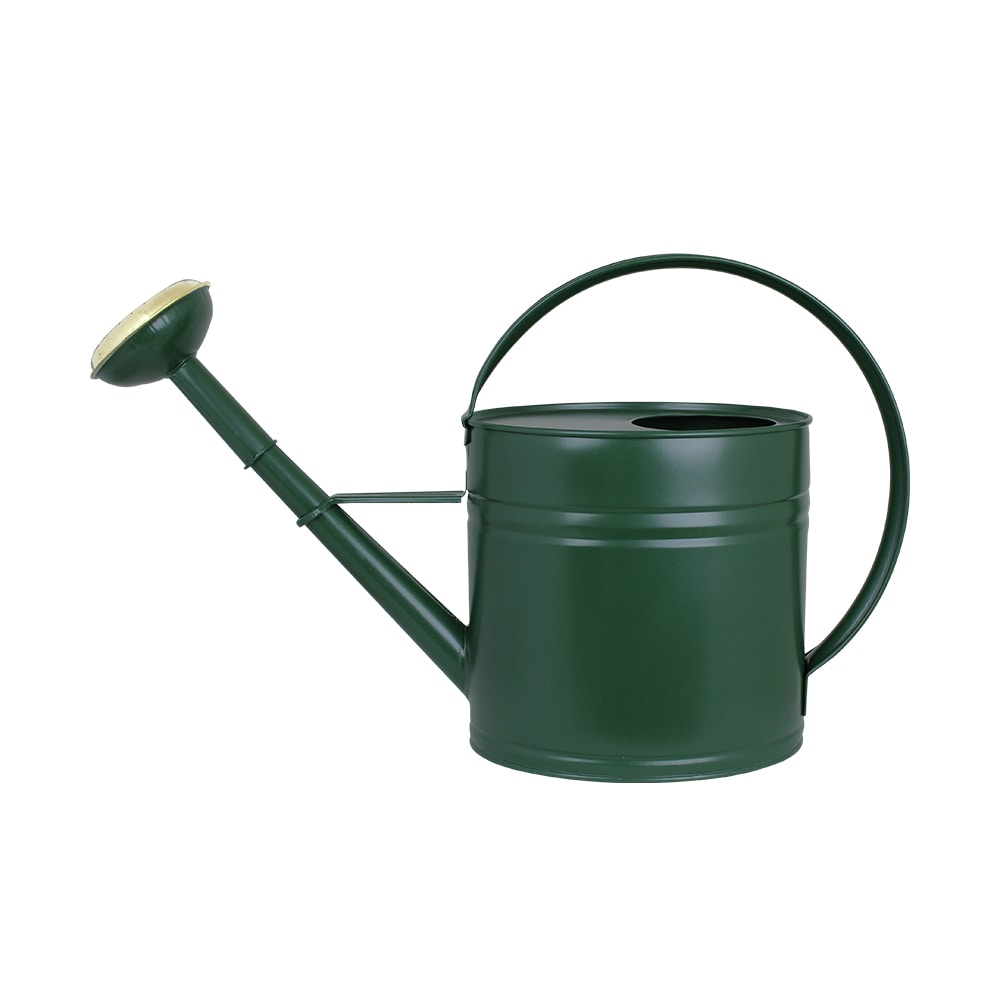 Watering Can Oval Moss Green 4L