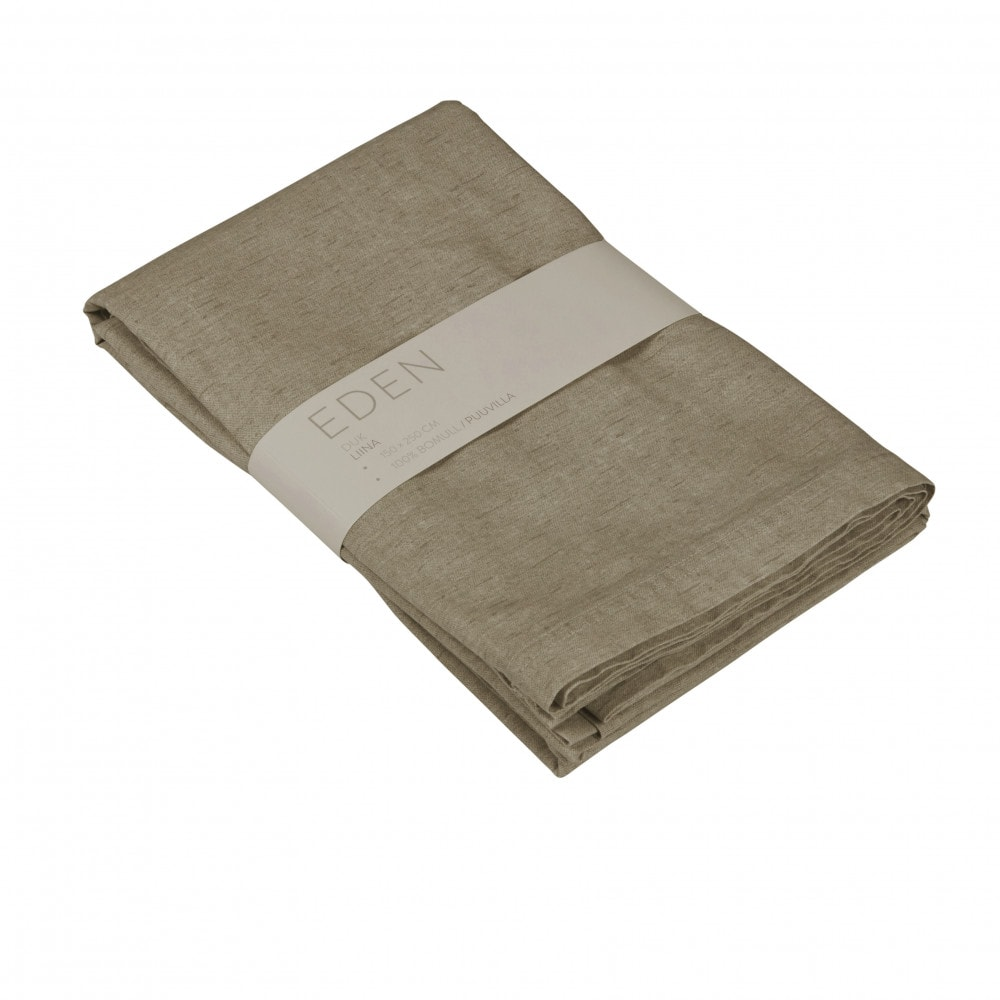 Table Cloth Eden Beige