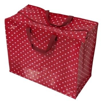 Red Retrospot Design Jumbo Storage Bag