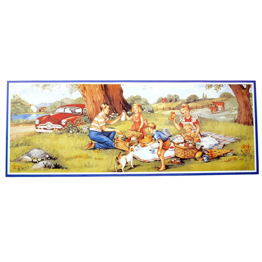 Tapestry Summer Picnic Large No. 1