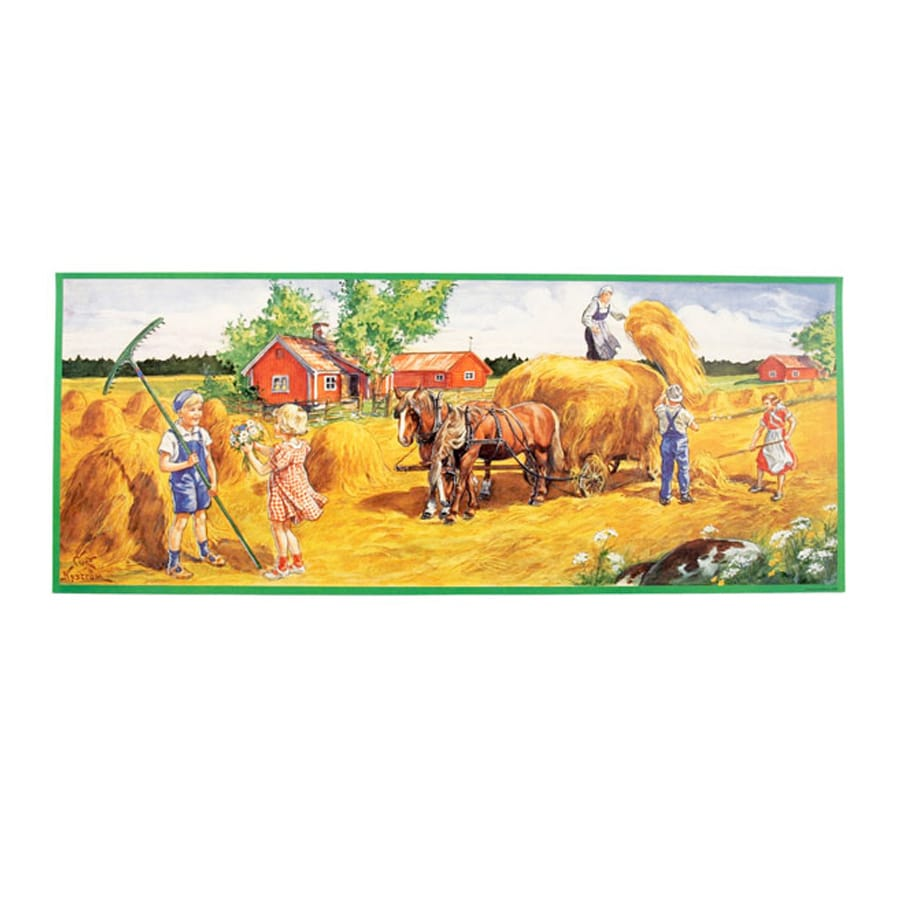 Tapestry Cutting Hay No. 13