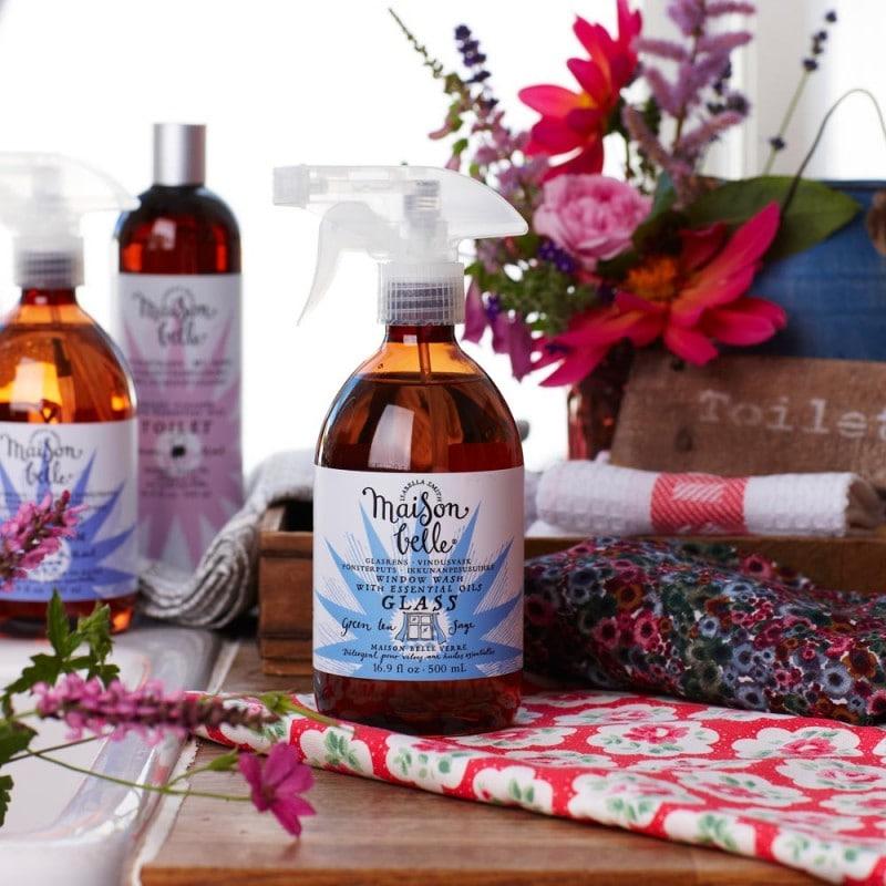 Maison Belle Limescale Lavender/Mint