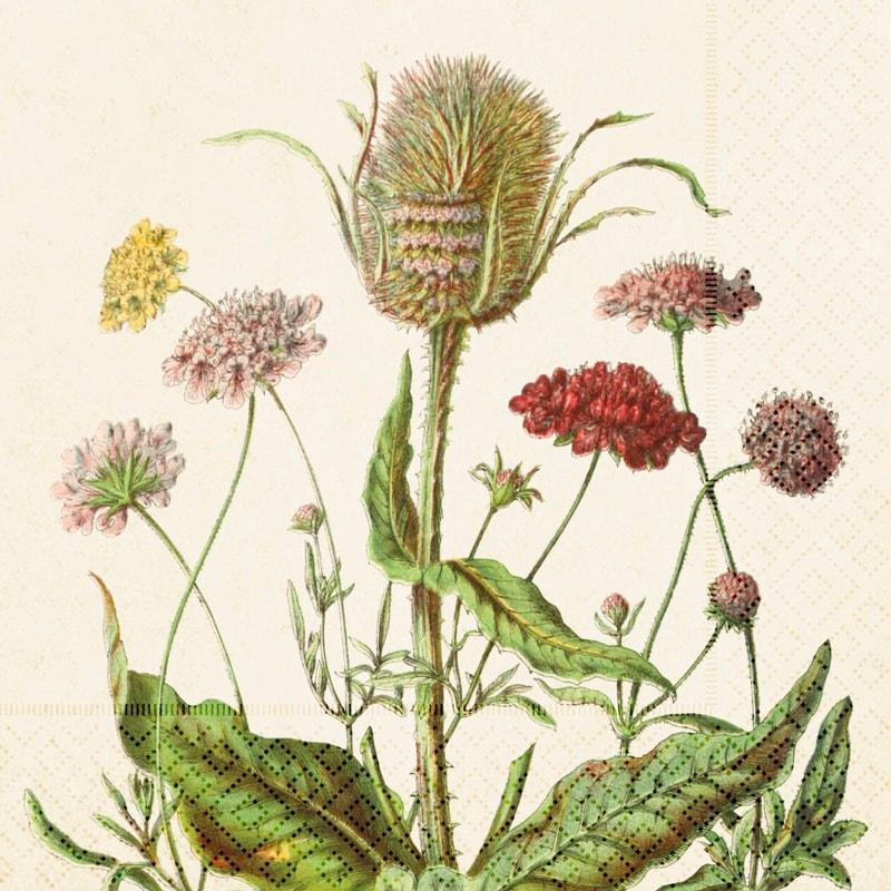 Napkin Flower Meadow