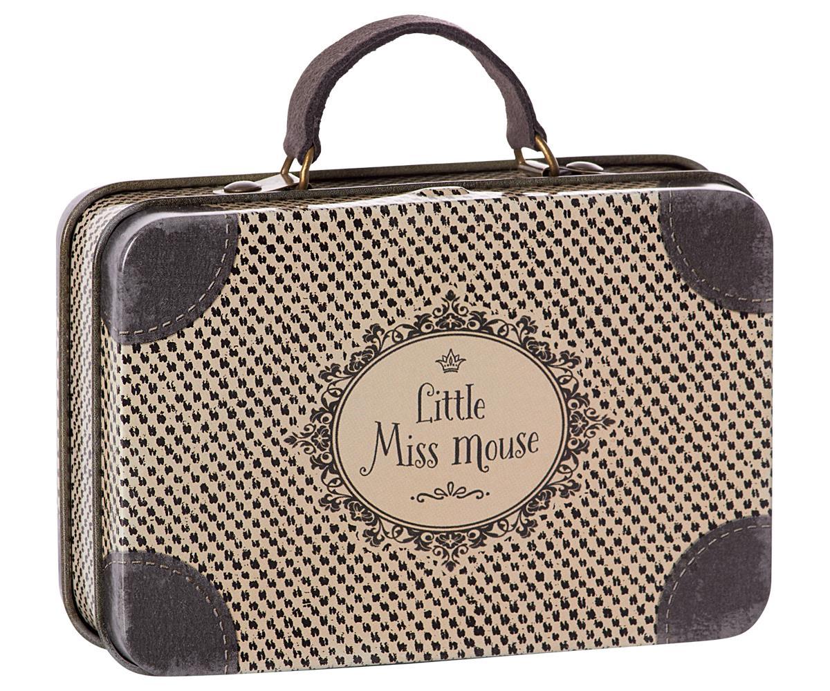 Suitcase Little Miss Mouse