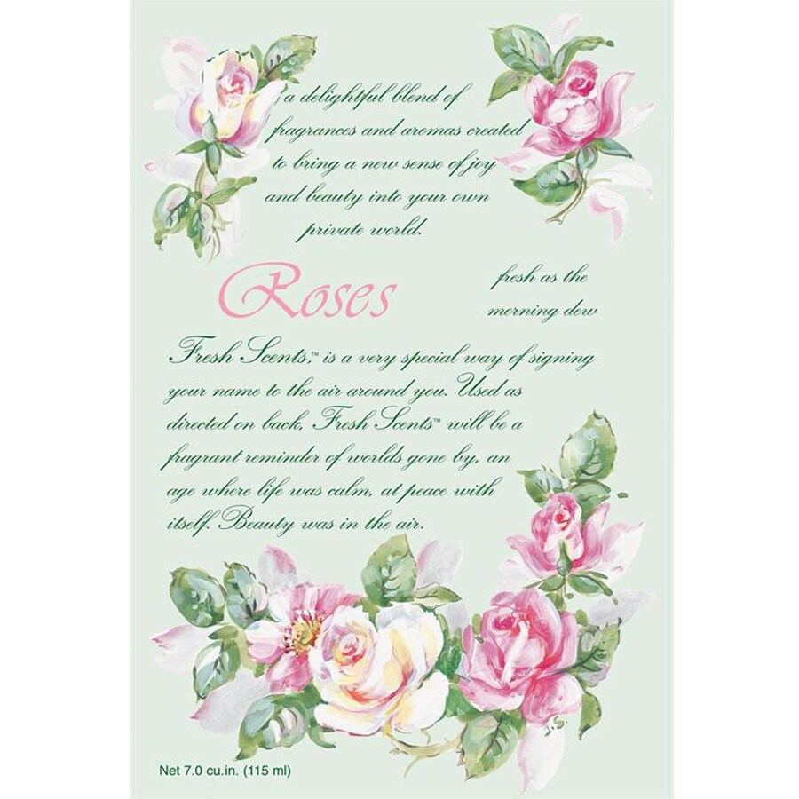 Scented Sachet Roses