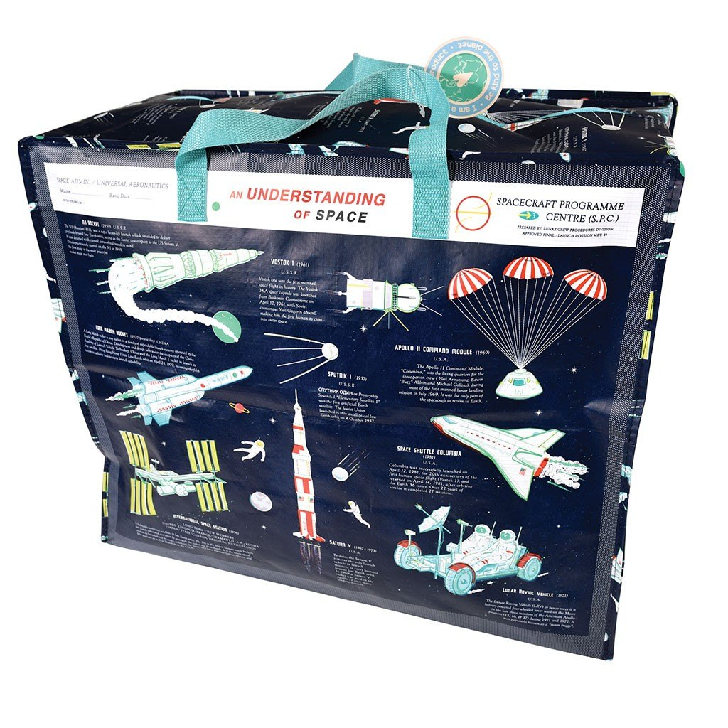 Space Age Jumbo Bag