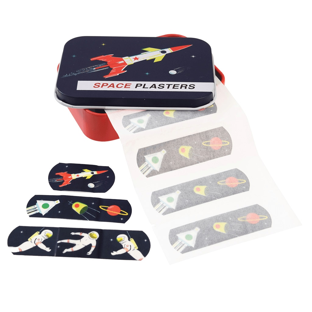 Space Age Plasters