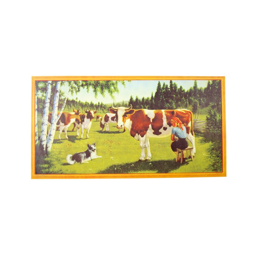 Tapestry Cows Small No. 27
